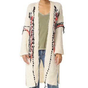 Free People Geneva Long Cardigan